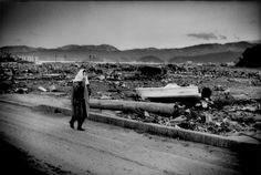 Black Tsunami: Interview with James Whitlow Delano about Documenting the Devastation of the 2011 Tohoku Tsunami