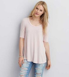 AEO Soft & Sexy Jegging T-Shirt - Buy One Get One 50% Off