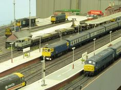 Llanbourne North Wales in the - Layout topics - RMweb Diorama, Third Rail, What's The Number, Best Of Intentions, Standard Gauge, Rail Transport, British Rail, Model Train Layouts