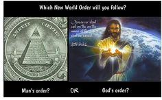 Which New World Order will you follow?