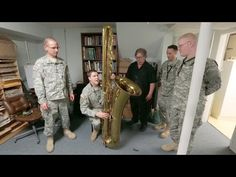 Unheard of Instruments in the Saxophone Family - YouTube