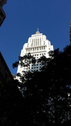 Prédio do Banespa, São Paulo (Foto: Esse Mundo É Nosso)