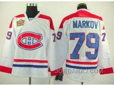 http://www.jordanaj.com/montreal-canadiens-79-markov-2011-heritage-classic-jersey-white.html MONTREAL CANADIENS #79 MARKOV 2011 HERITAGE CLASSIC JERSEY WHITE Only 32.69€ , Free Shipping!