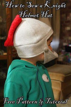 Fleece Knight Hat
