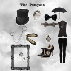 The Penguin - Polyvore