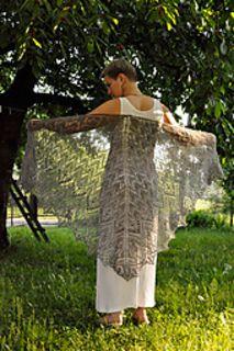 firebird shawl