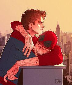 Everyone needs someone by MisterLIAR on DeviantArt