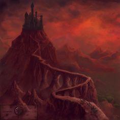 7- Dracula Castle. by vempirick.deviantart.com on @deviantART