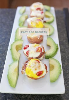 Just 5: Egg Baskets  |  The Fresh Exchange