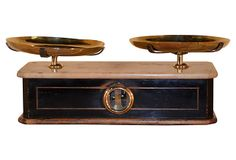 Antique French Scale on OneKingsLane.com