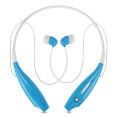Wireless Bluetooth Sport Stereo Earphone Neckband In-ear Style With MIC