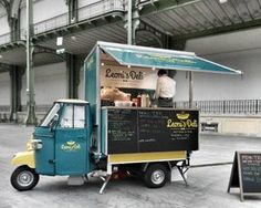 FOOD TRUCK GLACE PIAGGIO FOOD TRUCK                                                                                                                                                                                 Plus