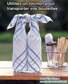 Certainement le Sac Pour Bouteille de Vin le Plus Astucieux.