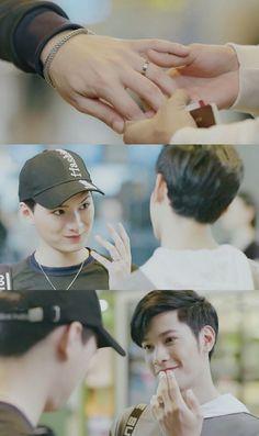 for likes korean movie Dramas, Boyfriend Photos, Korean Boys Ulzzang, Cute Gay Couples, Thai Drama, Cute Actors, Drama Movies, Series Movies, Best Couple
