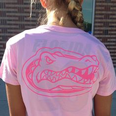 "@gatorzonelax's photo: ""Wearing pink today in honor of Breast Cancer Awareness Month. #FLax"" 