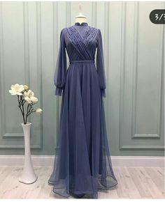 Hijab Prom Dress, Hijab Evening Dress, Hijab Gown, Dress Brokat Muslim, Muslim Dress, Kebaya Dress, Dress Pesta, Hijab Fashion Instagram, Beautiful Prom Dresses