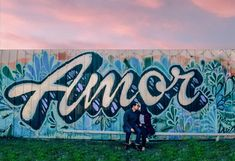 Amor Houston Murals, Graffiti, Wall Art, Instagram, Amor, Graffiti Artwork, Wall Decor, Street Art Graffiti