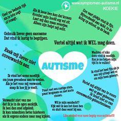 Poster autisme