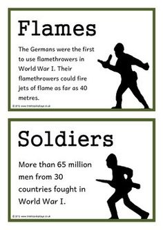 A set of 18 printable fact cards that give fun and interesting facts about… 5th Grade Social Studies, Teaching Social Studies, Teaching History, Interesting Facts About World, Interesting Information, Remembrance Day Activities, Christmas Truce, Vocabulary Word Walls, Modern World History