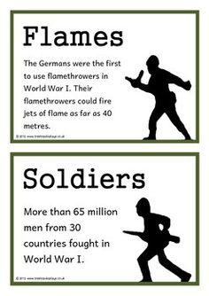 World War 2 Facts Posters | Social Studies | Pinterest | True ...