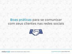 Dicas de sucesso: Boas práticas para se comunicar com seu cliente nas redes sociais – Blog do Tanlup