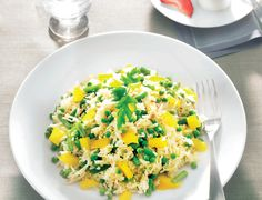 4 jours à 23 unités SmartPoints® | WW France Weigth Watchers, Fried Rice, Risotto, Good Food, Dinner, Cooking, Breakfast, Healthy, Ethnic Recipes