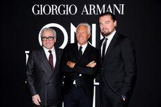 "Armani assina figurino de ""O Lobo de Wall Street"""