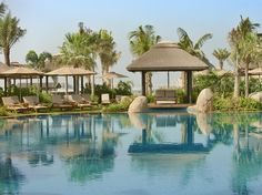 Sofitel Dubai The Palm Resort & Spa #Sofitel #Dubai #Hotel