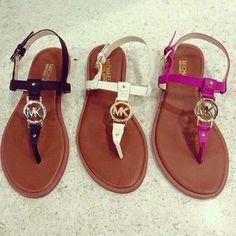 Michael Kors OFF!>> sandals and Michael Kors image Boutique Michael Kors, Sac Michael Kors, Michael Kors Handbags Outlet, Cheap Michael Kors, Michael Khors, Mk Sandals, Cheap Sandals, Summer Sandals, Cute Shoes