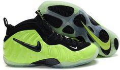 Nike Air Foamposite Pro Electric Green Black