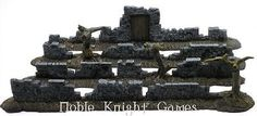 Other Miniatures and War Games 2537: Epsilon Historical Terrain 28Mm Stone Walls Pack Mint -> BUY IT NOW ONLY: $32.95 on eBay!