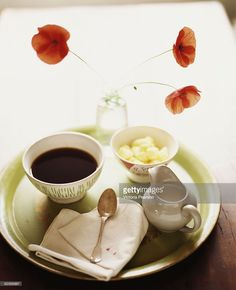 Stock Photo : Coffee