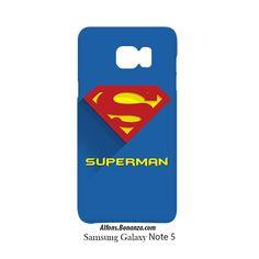 Superman Superhero Samsung Galaxy Note 5 Hardshell