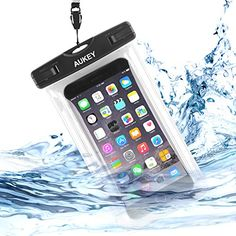Waterproof Case, Aukey Universal Waterproof Dirtproof Case Bag, Perfect for Outdoor Activities,Provide Waterproof, Dirtproof, Snowproof  Full Protection for iPhone 6,6S,6 Plus, 6S Plus, Samsung Galaxy, Credit Card,Passport etc. Aukey http://www.amazon.com/dp/B0105F3DCG/ref=cm_sw_r_pi_dp_3UL2wb089DPND
