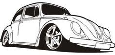 50 Desenhos de Carros para Colorir/Pintar!