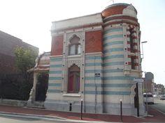 Palais du Congo ou Château Vaissier, 2 rue de Mouvaux