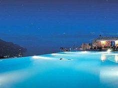 Hotel Caruso, Costiera Amalfitana le piscine più belle del mondo - Cerca con Google