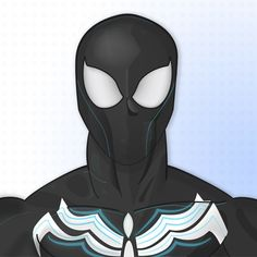 Spider-Man's Symbiote and High-Tech Suit Hybrid by ProjectCornDog