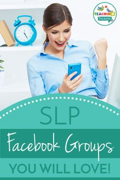SLP Facebook Groups cater to Speech and Language Pathologists who work in schools, preschools, those who shop bargains at Target, for therapists who use Notebooks and so many others! As sellers, we also use SLP Facebook Groups to let you know about sales and discounts in a timely way. It's a great way to keep up to date with what is happening in our busy world. In this list, you will discover new social groups to discuss specific topics as well as those just seeking to share and have fun!