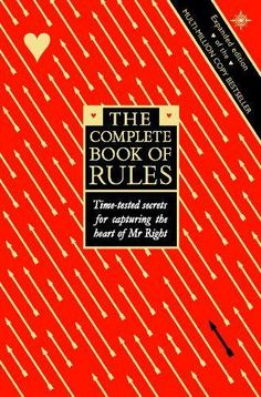 the rules dating book