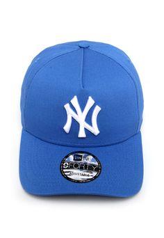 Boné New Era Snapback New York Yankees Azul 6398740e7e69d