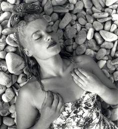 the imaginary world of Miss Christine Saint Tropez, Lyon, Heart Shaped Sunglasses, Ecole Art, Best Portraits, French Photographers, Paris, Photomontage, Magazine Art