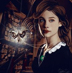 Tessa Grey - Shadowhunters, the infernal devices fan art