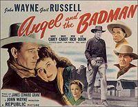 Angel and the Badman – Wikipédia, a enciclopédia livre