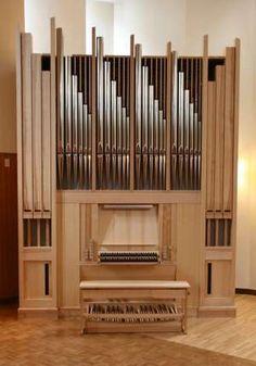 Waldkircher Orgelbau - Der Orgelbau in Nagoya in Japan von Jäger und Brommer