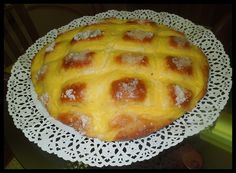 BOLLA LARPEIRA (GOLOSA) GALICIA Pan Dulce, Apple Pie, Fondant, Waffles, Bakery, Goodies, Food And Drink, Cooking Recipes, Sweets