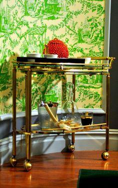 blair waldorfs office - Blair Waldorf Schlafzimmer Dekor