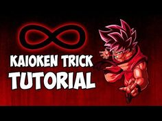 INFINITE KAIOKEN TRICK TUTORIAL-DRAGON BALL XENOVERSE 2-MAKE YOUR CAC LOOK LIKE A GOD - YouTube
