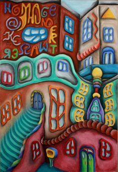'Homage an Hundertwasser