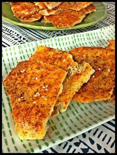 Lavash Crackers